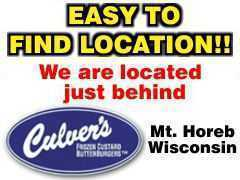New Location Behind Culvers