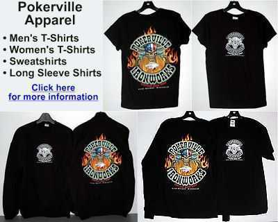 Pokerville Apparel