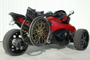 2010 Can Am Spyder Custom Customer Bikes Pokerville Gallery